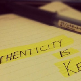 AUTHENTICITY_IS_KEY