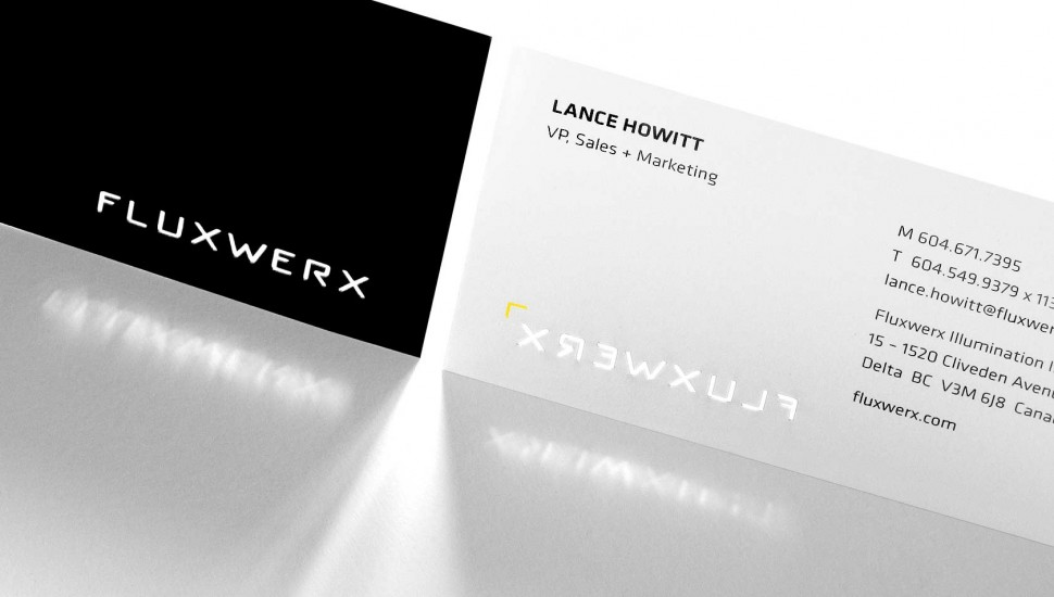Fluxwerx Illumination - Industrial Brand
