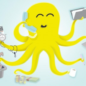 Project_Management_Octopus
