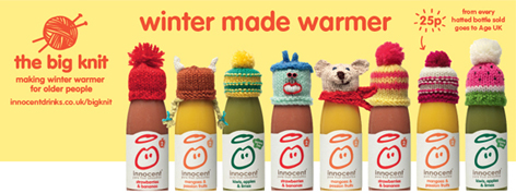 innocent drinks marketing